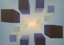 1973 Teoría hacia la luz